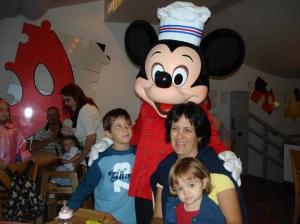 Destino predileto: Disney!